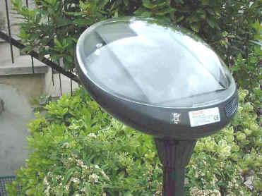 Pannelli solari - Lampade ad energia solare per giardino ...